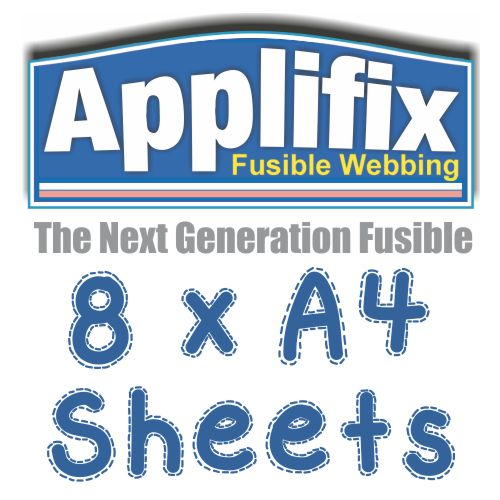 Applifix - 8 x A4 Sheets